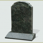 green-granite-headstones