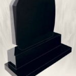 trad irish black granite